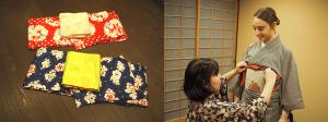 Kimono Wearing
